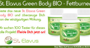 Green Body Titelbild